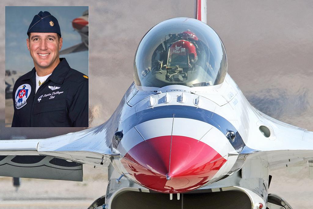 Thunderbird pilots 2018