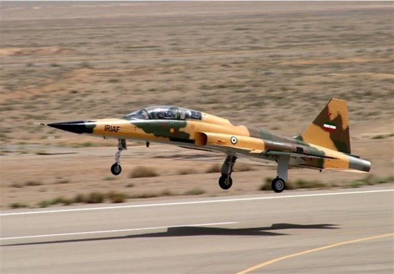 Iran Unveils New Domestic Fourth Generation Fighter Jet But Its Just An Upgraded F F Tiger