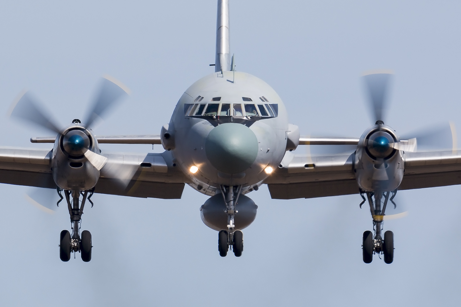 Russian Il-20 aircraft mistakenly shot down by Syrian air defense 80